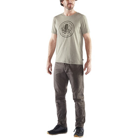Fjällräven Fikapaus Camiseta Hombre, Oliva